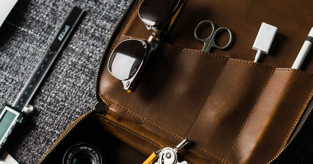 15 Men's Briefcase Essentials For The Daily Grind