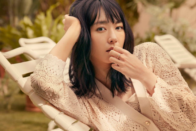 Japanese actress Yui Aragaki stars in new H&M campaign