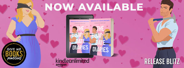 RELEASE BLITZ  - The Blind Date Diaries #Giveaway