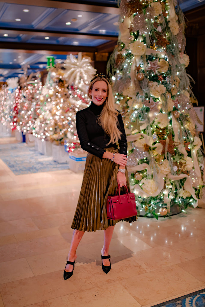 5 Holiday Party Outfit Ideas
