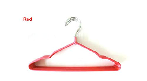 Xyijia Hanger (20 Pieces/Lot Children's Style, PVC Coated Hangers/Metal Hanger