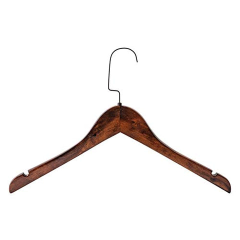 Xyijia Hanger 10 Pcs Rotary Solid Wood Hanger Clothes Wooden Clothes Hanger Clothes Hanger Cloth Rack