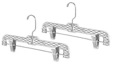 Whitmor Skirt or Slack Hangers Set of 2