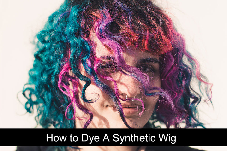 How to Dye A Synthetic Wig | ReadyWig.com – readywig.com