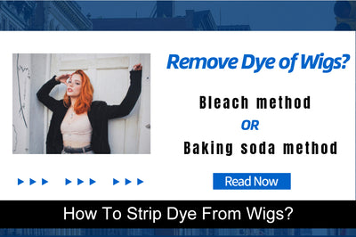 How To Strip Dye From Wigs?