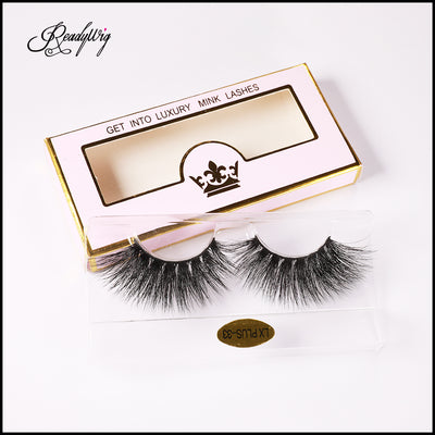 bestselling false eyelashes with dense lash clusters