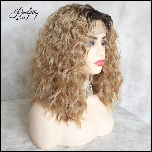 Best Swiss Lace Wig  Pre-plucked Wigs with Natural Hairline and Babyhair