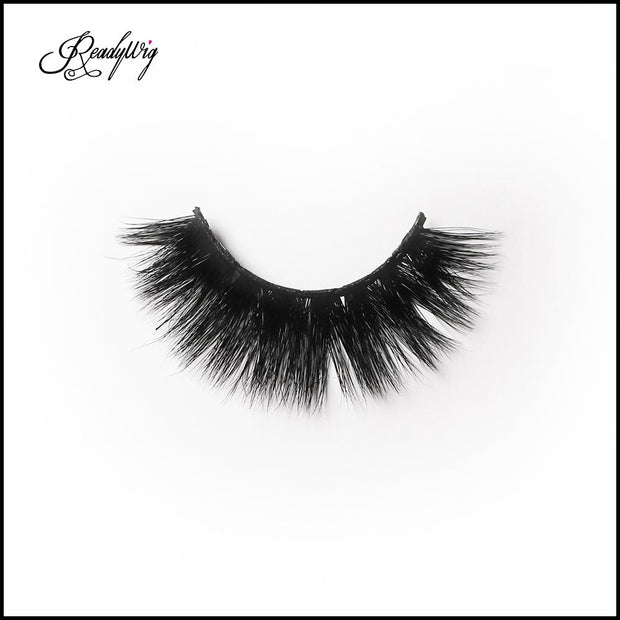 high volume style eyelashes with a thin band