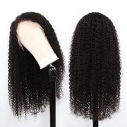 best quality Brazilian huamn hair with great parting space and baby hairs