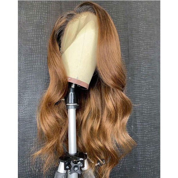 good quality full lace human remy hair 180% Density