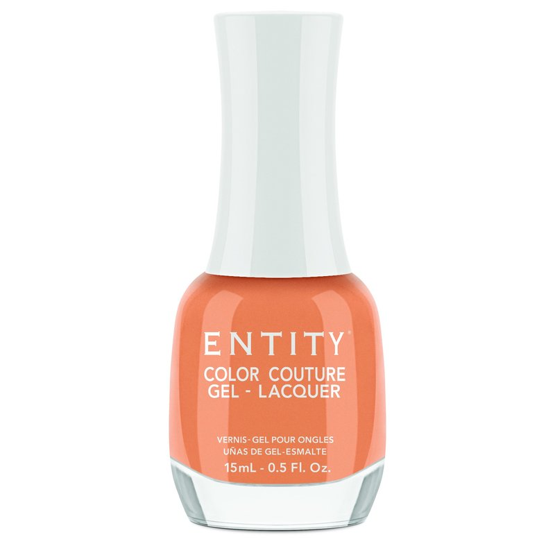 Entity Gel Lacquer Apricot Beach Bag