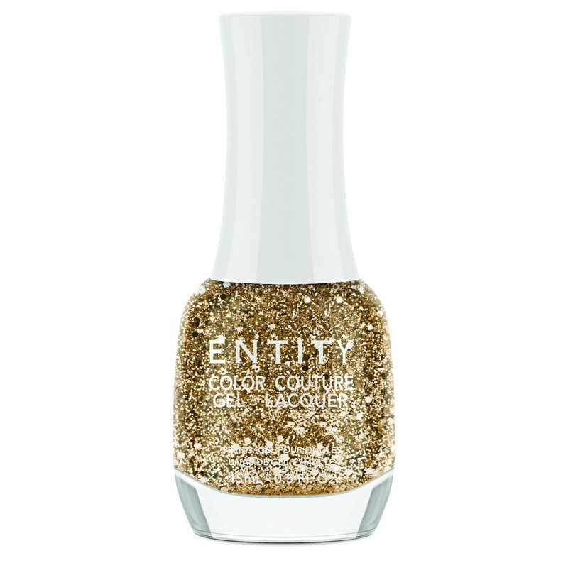 Entity Gel Lacquer Drops Of Gold