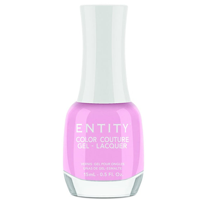 Entity Gel Lacquer Wearing Only Enamel And A Smile