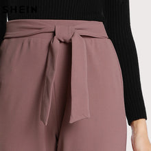 Load image into Gallery viewer, Mauve Palazzo Trouser