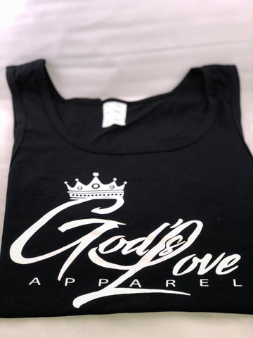 God's Love Sleeveless Tees