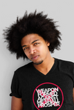 No Weapon Tee - Black