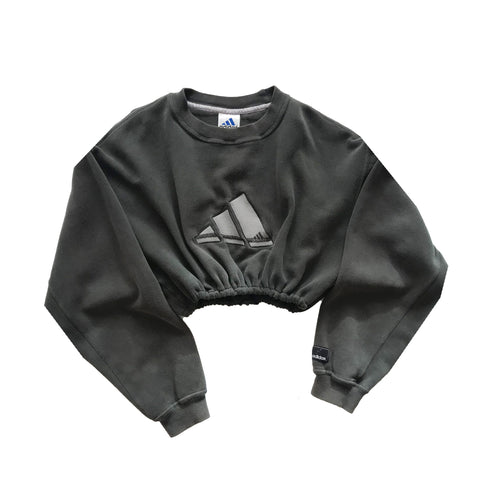 Adidas Reworked Sweater (Girl's)
