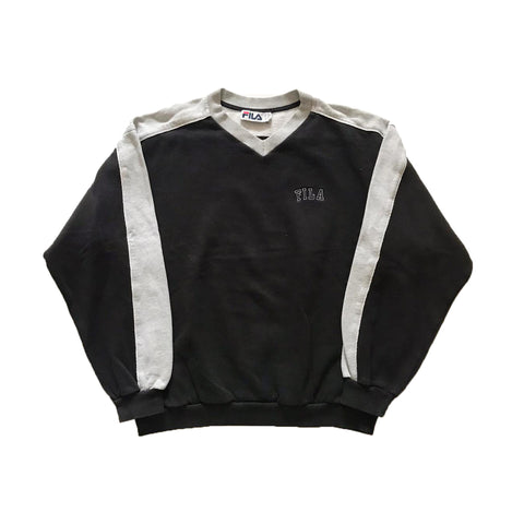 Fila V-Neck Sweater