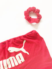 Puma reworked Bandeau and matching Scrunchie