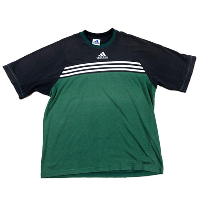 Adidas Striped Logo T-Shirt