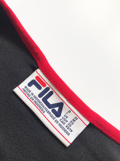 Fila Velvet Dress (Girl's)