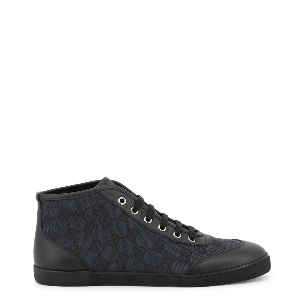 Gucci Blue High-top Trainers
