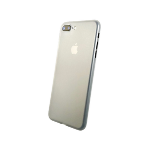 White OLO iPhone Case