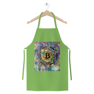 BTC EVERYTHING Premium Jersey Apron