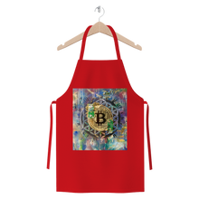 Load image into Gallery viewer, BTC EVERYTHING Premium Jersey Apron
