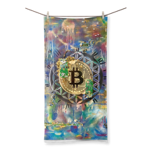 Load image into Gallery viewer, BTC EVERYTHING Sublimation All Over Towel