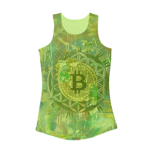 BTC EVERYTHING Women Performance Tank Top