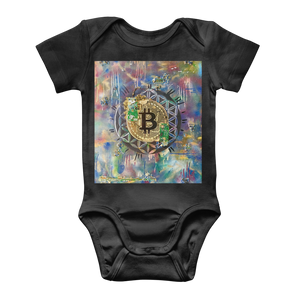 BTC EVERYTHING Classic Baby Onesie Bodysuit