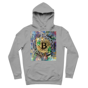 BTC EVERYTHING Premium Adult Hoodie