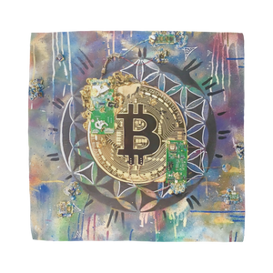 BTC EVERYTHING Sublimation Bandana