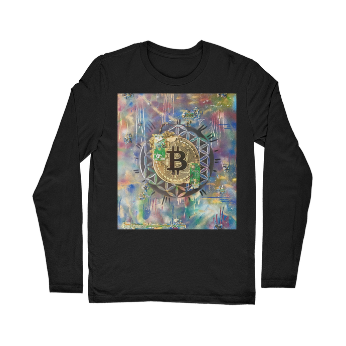BTC EVERYTHING Classic Long Sleeve T-Shirt