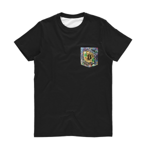 BTC EVERYTHING Classic Sublimation Pocket T-Shirt