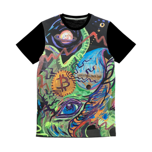 BTC EVERYTHING Classic Sublimation Panel T-Shirt