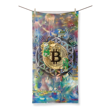 BTC EVERYTHING Sublimation All Over Towel