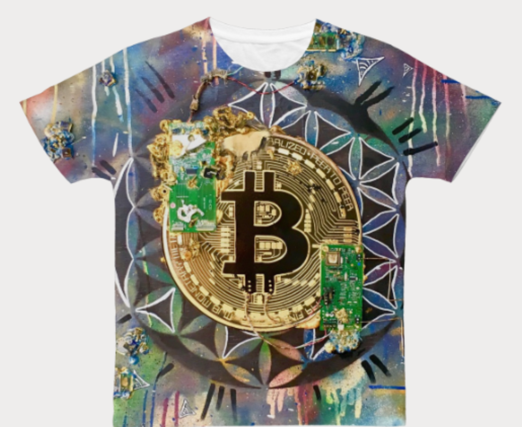 BTC EVERYTHING Classic Sublimation Adult T-Shirt