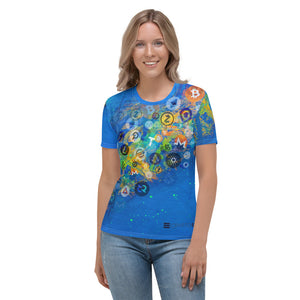 CryptoEQ Limited Edition - Women's T-shirt