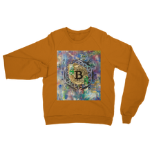 Load image into Gallery viewer, BTC EVERYTHING Classic Adult Sweatshirt