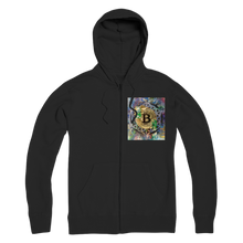 Load image into Gallery viewer, BTC EVERYTHING Premium Adult Zip Hoodie