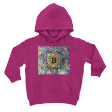 Load image into Gallery viewer, BTC EVERYTHING Classic Kids Hoodie