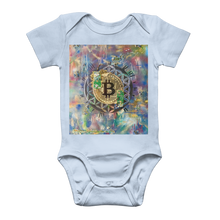 Load image into Gallery viewer, BTC EVERYTHING Classic Baby Onesie Bodysuit