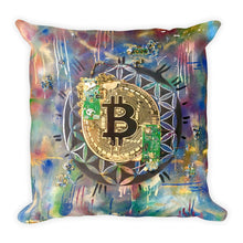 Load image into Gallery viewer, Crypto Pillow
