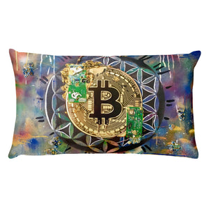 Crypto Pillow