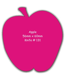Fridge Magnets Apple 56 x 60 - Clever Fridge Magnets