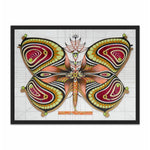 Load image into Gallery viewer, Butterfly from the twenties