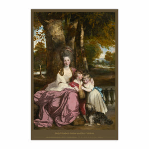 Lady Elizabeth Delmé and Her Children