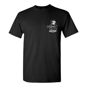 Felix The Cat Chevrolet 1925 Retro T-Shirt